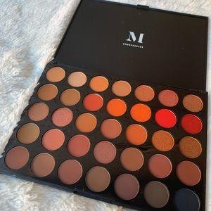 💄 2️⃣ Morphe palettes